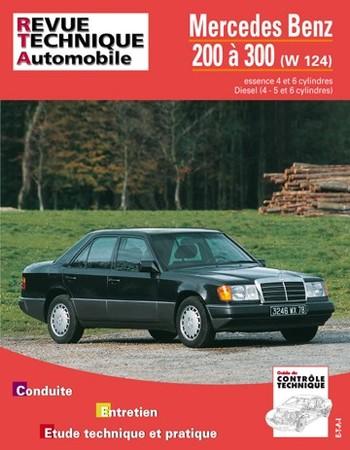 Revue Technique Mercedes 200-300