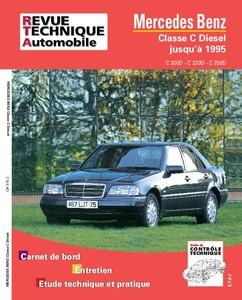 Revue Technique Mercedes Classe C (202)