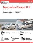 Revue Technique Mercedes Classe C W203 essence