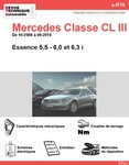 Revue Technique Mercedes Classe CL W216 essence