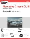 Revue Technique Mercedes Classe CL W216 essence