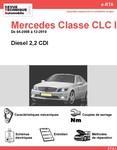 Revue Technique Mercedes Classe CLC W203 diesel