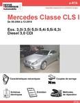 Revue Technique Mercedes Classe CLS W219