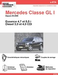 Revue Technique Mercedes Classe GL W164 essence