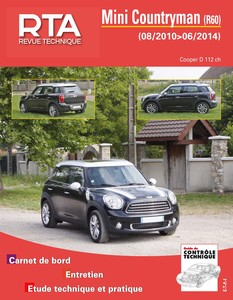 Revue Technique Mini Countryman I