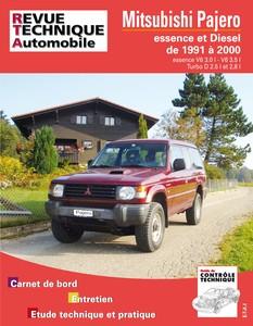 Revue Technique Mitsubishi Pajero II