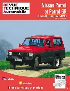 Revue Technique Nissan Patrol et Patrol GR
