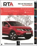 Revue Technique Nissan Qashqai II phase 1 dCi