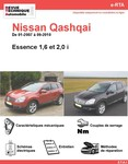 Revue Technique Nissan Qashqai essence