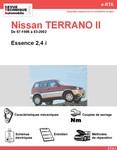 Revue Technique Nissan Terrano II essence