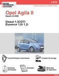 Revue Technique Opel Agila II