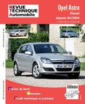Revue Technique Opel Astra H phase 1 CDTI