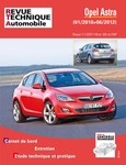 Revue Technique Opel Astra IV (J) diesel