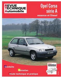 Revue Technique Opel Corsa A