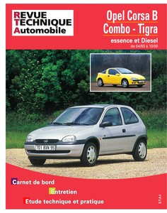 Revue Technique Opel Corsa B et Tigra