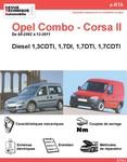 Revue Technique Opel Corsa C