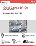 Revue Technique Opel Corsa D essence
