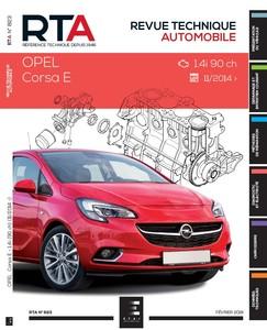 Revue Technique Opel Corsa E