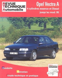 Revue Technique Opel Vectra A