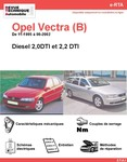 Revue Technique Opel Vectra B diesel