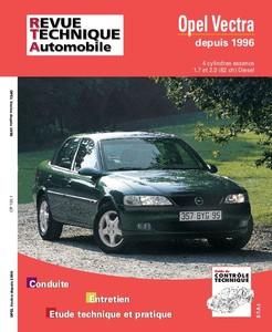 Revue Technique Opel Vectra B phase 1
