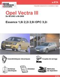 Revue Technique Opel Vectra C essence