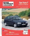 Revue Technique Opel astra I (F)