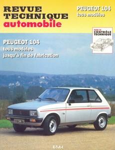 Revue Technique Peugeot 104