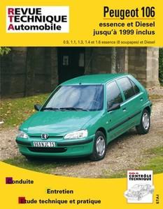 Revue Technique Peugeot 106