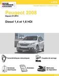 Revue Technique Peugeot 2008 diesel