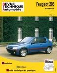 Revue Technique Peugeot 205 GTI