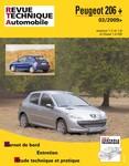 Revue Technique Peugeot 206+