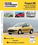 Revue Technique Peugeot 206 diesel