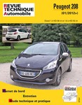 Revue Technique Peugeot 208 I diesel