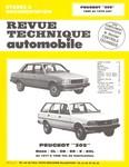 Revue Technique Peugeot 305 essence