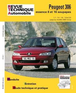 Revue Technique Peugeot 306 essence
