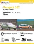 Revue Technique Peugeot 307 Essence