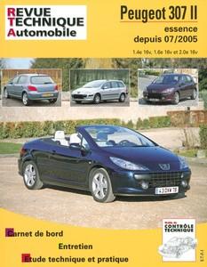 Revue Technique Peugeot 307 phase 2