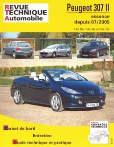 Revue Technique Peugeot 307 phase 2 essence