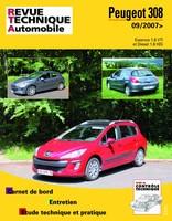 Revue Technique Peugeot 308