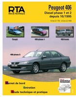 Revue Technique Peugeot 406