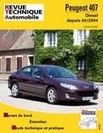 Revue Technique Peugeot 407 phase 1