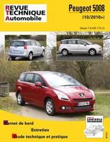 Revue Technique Peugeot 5008 HDi 112
