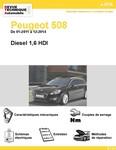 Revue Technique Peugeot 508 I diesel