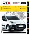 Revue Technique Peugeot Partner II phase 2