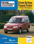 Revue Technique Peugeot Partner et Citroën Berlingo
