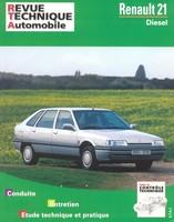 Revue Technique Renault 21 diesel