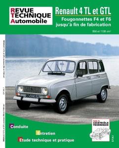 Revue Technique Renault 4 TL et GTL