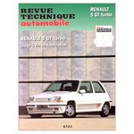 Revue Technique Renault 5 GT turbo