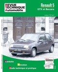 Revue Technique Renault 5 GTX et Baccara